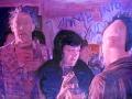 M. Falsini, Pub relation, tecnica mista, cm.135x200, 2011