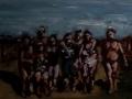 Mimmo di Marzio, Ritratti della quotidianità, olio su tavola, 85x20, 2013