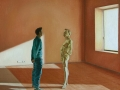 Paolo Borile, Al museo,