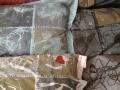 M. Anselmi, Cushions, cm. 40x60, 2016