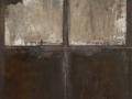 Enzo Montagna, 100 x 100 tecnica mista su tela
