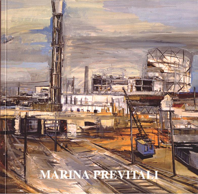 Marina Previtali, Le emozioni della metropoli