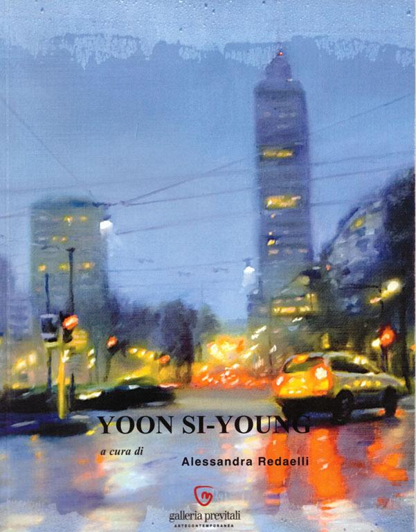 Yoon Si-Young, Milano dagli occhi a mandorla